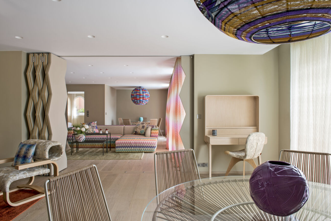 Searching for the spirit of Mick Jagger at Hotel Byblos, St-Tropez