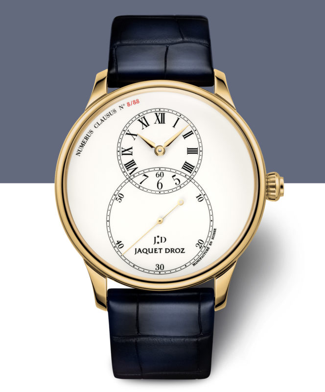 Jaquet Droz are celebrating their 280th anniversary in style