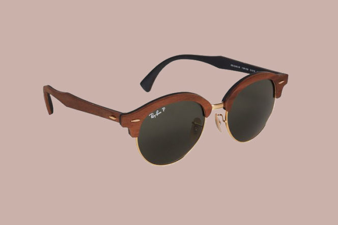 4991e138cb3 For the adventurer  Ray Ban wood clubmaster sunglasses from David Clulow
