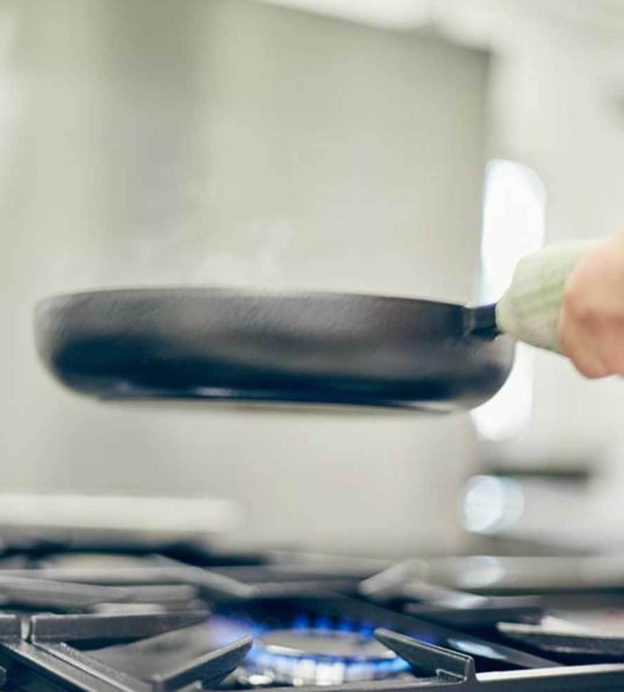 Heat up your kitchen game with our Crane cookware competition