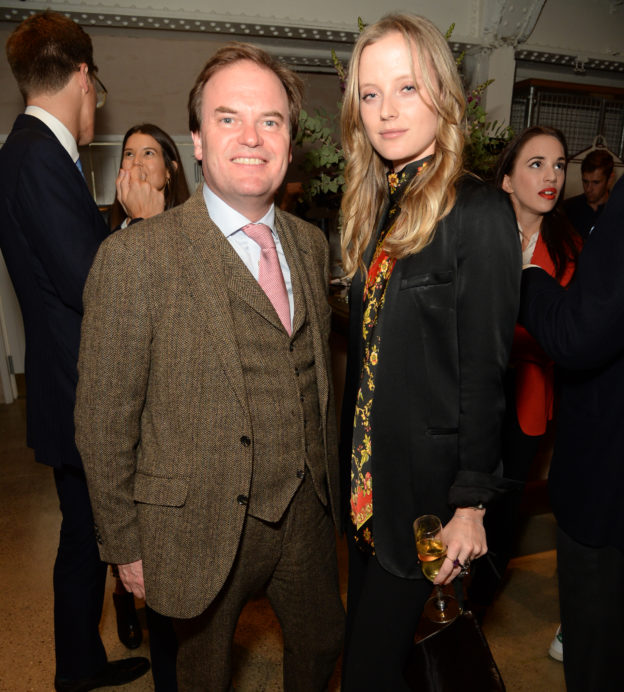 Gentleman's Diary: Daisy Knatchbull launches her new tailoring brand, The Deck
